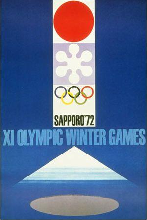 札幌オリンピックポスター