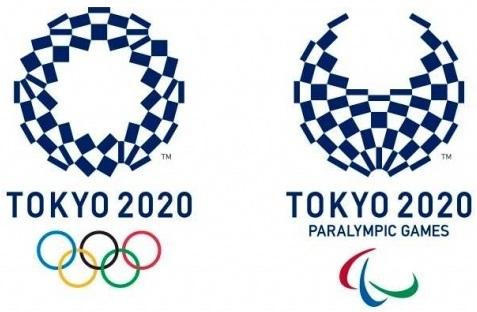 東京オリンピック2020シンボルマーク 野老朝雄「組市松紋」