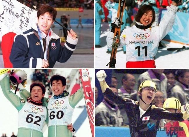 長野オリンピック名場面