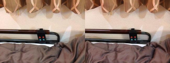 ベッドルーム③(交差法)