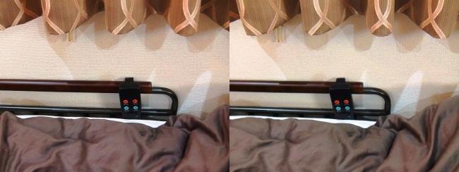 ベッドルーム③(平行法)