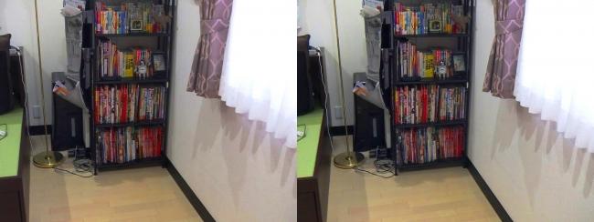 ベッド設置スペース②(平行法)