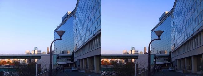 OMMビル・京阪CITYモール①(交差法)