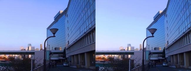 OMMビル・京阪CITYモール①(平行法)