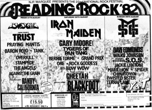 reading 1982