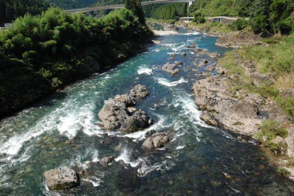 9月8日の長良川1