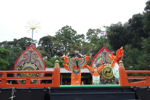 神宮秋の神楽祭2019-11