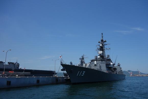 呉・艦船巡り11