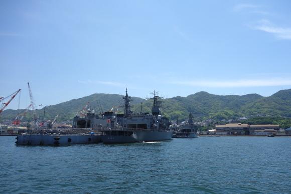 呉・艦船巡り14