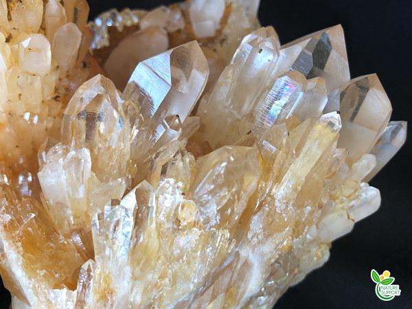 カテドラル水晶クラスター