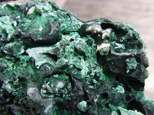 マラカイト原石