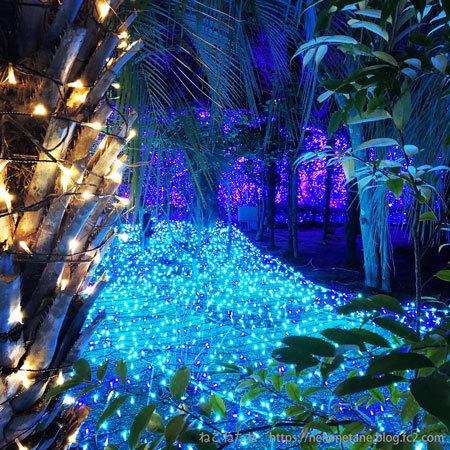 江ノ島のライトアップ