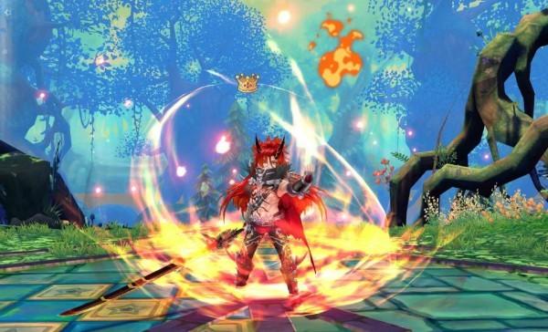 基本無料のクロスジョブファンタジーRPG『星界神話』 ストーリーダンジョンの難度緩和アップデートを実施