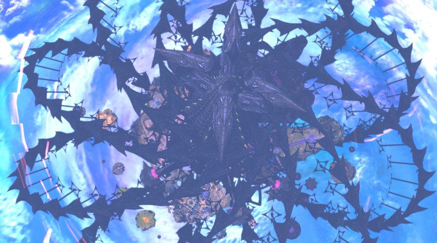 """基本プレイ無料のファンタジーMMORPG、TERA(テラ)、大型アップデート「空島""""エクソドール""""」を実装したよ"""