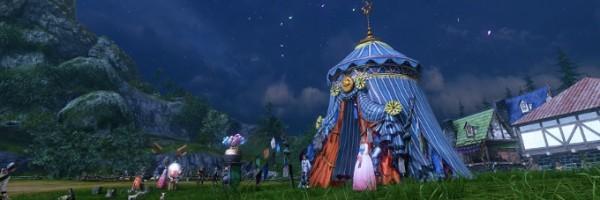 基本プレイ無料の自由系オンラインRPG、アーキエイジ、イベント「十二宮の星座祭り」を開催したよ