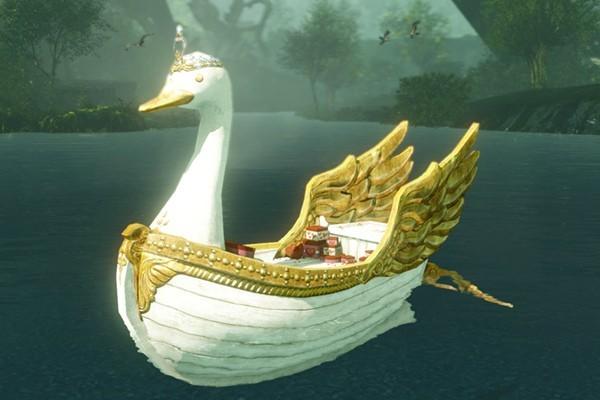 基本プレイ無料の自由系オンラインRPG、アーキエイジ、イベント「白馬に乗りたい王子様ホワイトデー大作戦」を開催したよ