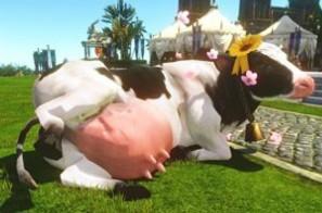 基本プレイ無料の自由系オンラインRPG、アーキエイジ、イベント「腹ペコ牛さんのお願いin蜃気楼の島」を開催したよ