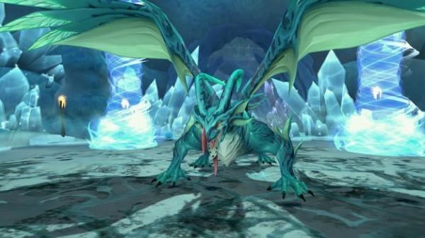 基本プレイ無料のアニメチックファンタジーオンラインゲーム、幻想神域、高難度ダンジョン「ノックスザイン幻氷窟(1人用)」を実装したよ
