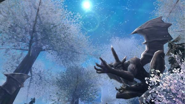 基本プレイ無料のアニメチックファンタジーオンラインゲーム、幻想神域、大型アップデート「貪婪のエレジー」の情報を公開したよ