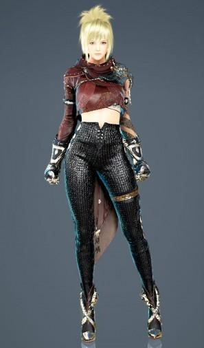 基本プレイ無料のノンターゲティングアクションRPG、黒い砂漠、拳で戦う「格闘家」「ミスティック」に伝承スキルを実装したよ