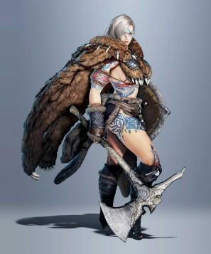 基本無料のノンターゲティングアクションRPG、黒い砂漠、復讐に燃える女性戦士の新クラス「ガーディアン」の情報を公開したよ