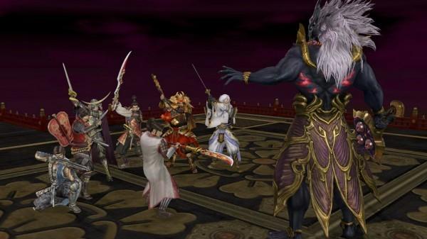"""体験無料の和風オンラインゲーム、信長の野望オンライン、2月5日にアップグレード""""第六天魔王""""を実装するよ"""