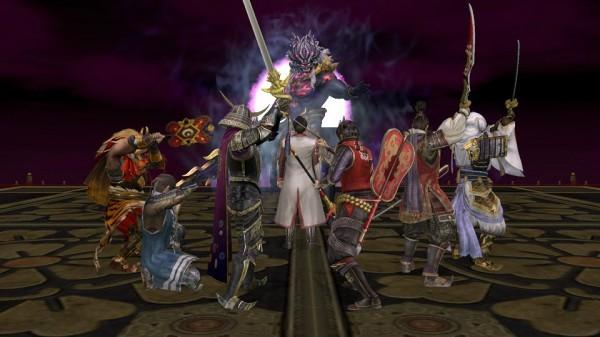 """体験無料の和風オンラインゲーム、信長の野望オンライン、""""第六天魔王""""アップグレードを実装したよ"""