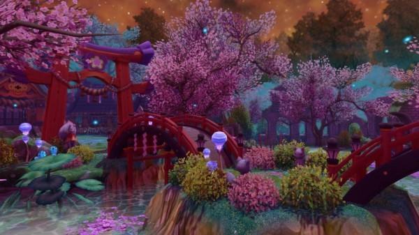 基本プレイ無料のクロスジョブファンタジーRPG、星界神話、新ストーリーやレベルキャップ解放を含む大型アップデートを実装したよ