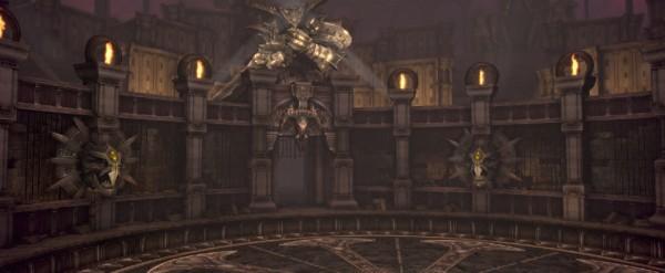 基本プレイ無料のファンタジーMMORPG、TERA(テラ)、大剣の技を繰り出すボスが登場する新ダンジョン「狂気のコロシアム」を実装したよ