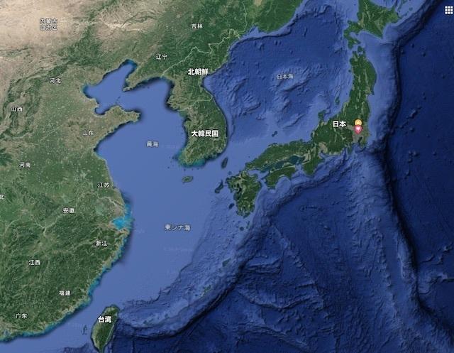 20191002 2万年前の日本