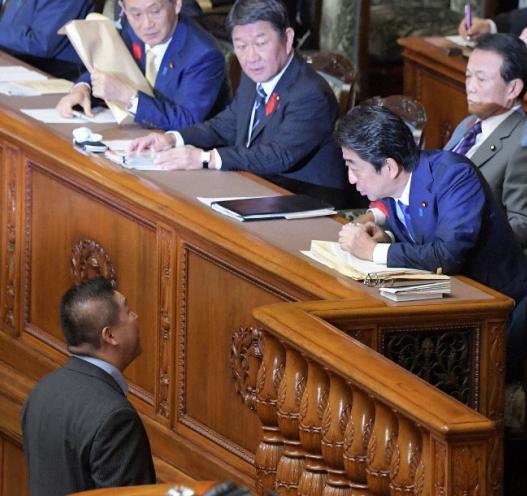 NHKから国民を守る党 立花孝志 N国