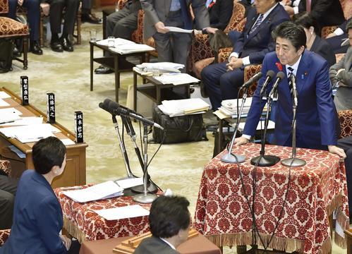 衆院予算委員会 辻元清美 民主党 立憲民主党