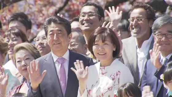 桜を見る会 公職選挙法