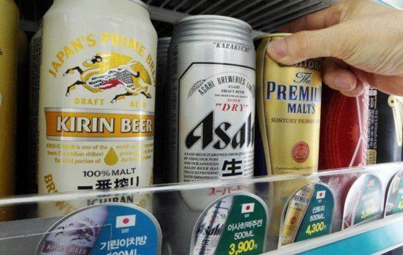 日本製品不買運動 韓国 セルフ制裁 ロッテアサヒ アサヒビール リストラ