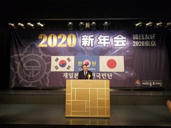 姜昌一 日韓議員連盟 額賀福志郎 河村建夫 二階俊博