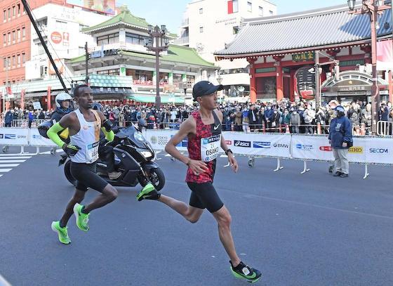 東京マラソン 新型コロナウイルス