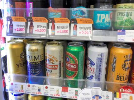 日本製品不買運動中の韓国、日本産のビールも不買→ 韓国でのアサヒの売り上げ激減→ 契約社員を減らすリストラでセルフ制裁へ