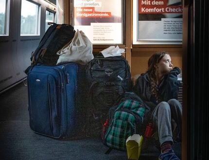 環境少女グレタさん「COP25からの帰り、ドイツの超満員列車では床に座ってやっと家に帰れた」→ ドイツ鉄道、イラ立ち気味に「ファーストクラスであなたをおもてなしした弊社スタッフについても触れていただけたら良かったのに」