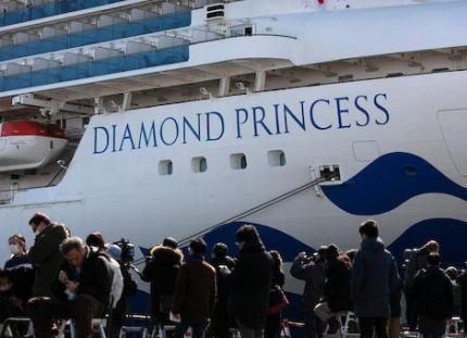 クルーズ船「ダイヤモンド・プリンセス」の患者を病院に搬送していた30代横浜市消防局員、新型コロナウイルスの感染を確認 … 搬送する際にはゴーグルやマスクを装着、厚生労働省「患者搬送が感染原因となった可能性は低い」