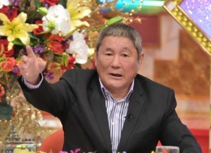 ビートたけし(73)「コロナウイルスで日本中がパニック状態になって社会的な影響も凄いけど、自殺者が多い事を考えたら、せめて同じ程度に社会的な歪みとかを考えて欲しい」