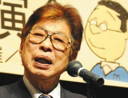 【訃報】 声優の増岡弘さん、直腸がんのため死去 83歳 … 「サザエさん」のフグ田マスオ役や「アンパンマン」のジャムおじさん役で親しまれる