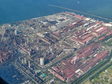 神戸製鋼所(加古川製鉄所)