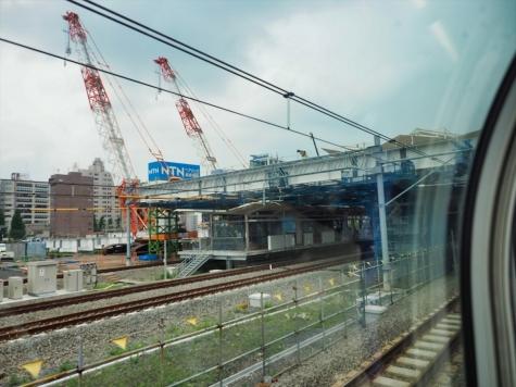 JR 高輪ゲートウェイ駅【工事中】