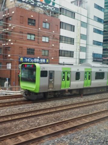 JR 山手線 E235系 電車