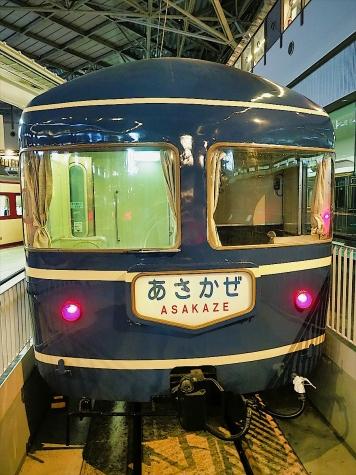 20系 寝台客車 ナハネフ22【鉄道博物館】