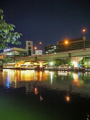 堂島川左岸