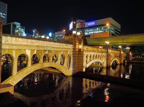 水晶橋【堂島川】