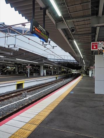 JR 新大阪駅