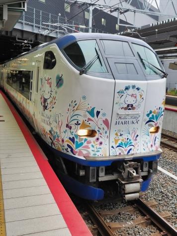 JR西日本 281系 特急はるか【新大阪駅】