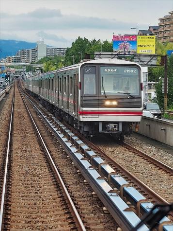 大阪メトロ 御堂筋線 21系 電車【緑地公園駅~桃山台駅】